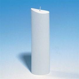 Moule pour bougies Ovale 60 x 36 x 220 mm