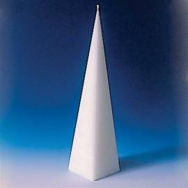 Moule pour bougies Pyramide 60 x 228 mm