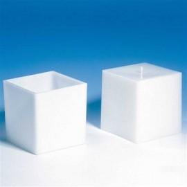 Moule carré pour lanternes de cire