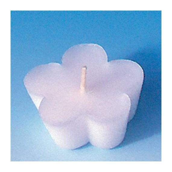 Moule pour bougies flottantes Fleur