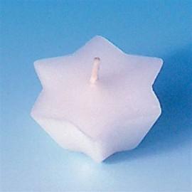 Moule pour bougies flottantes Etoile
