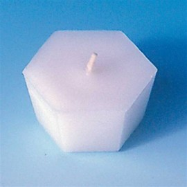 Moule pour bougies flottantes Hexagone