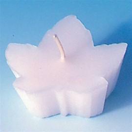 Moule pour bougies flottantes Feuille d'érable
