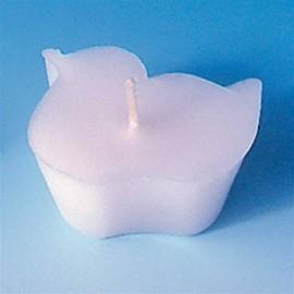 Moule pour bougies flottantes Canard