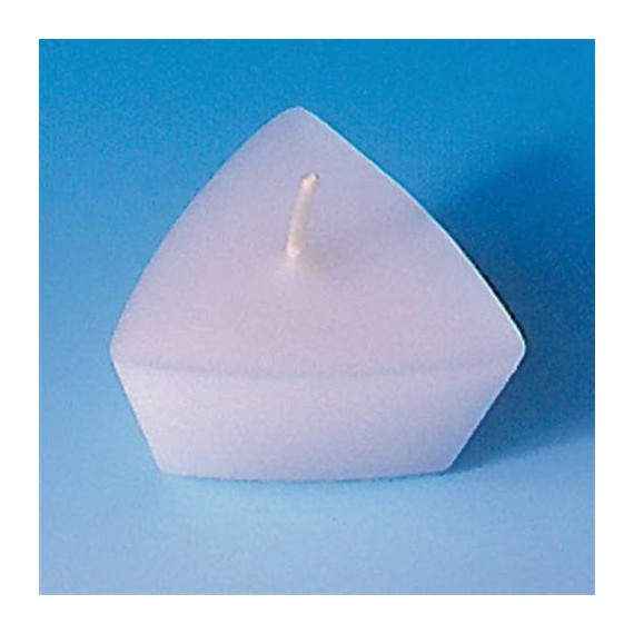 Moule pour bougies flottantes Triangle
