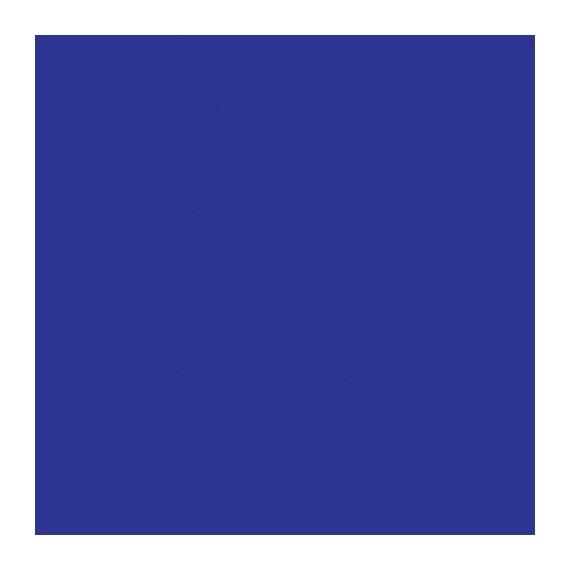 Feuilles de cire 200 x 100 mm - Bleu