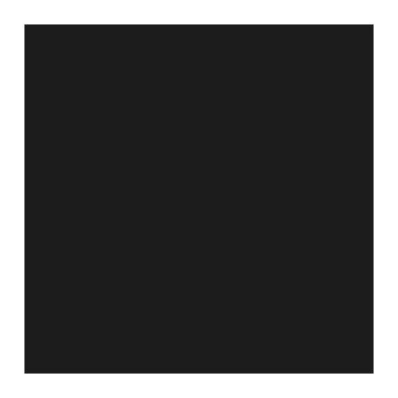 Feuilles de cire 200 x 100 mm - Noir