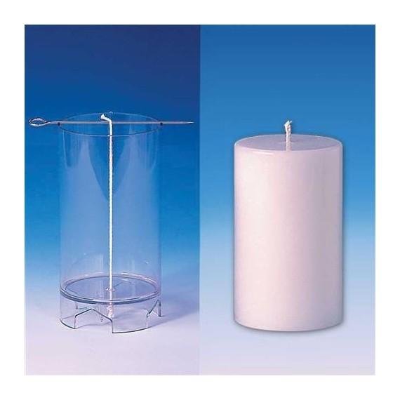 Moule Cylindre (sommet plat) Ø 72 mm - h 117 mm
