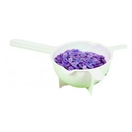 Récipient bain-marie en plastique