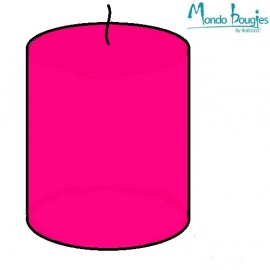 Colorant pour bougies Rose Fluo