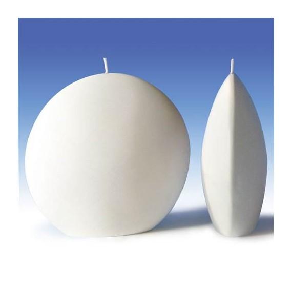 Moule bougies disque debout 147 x 60 x 140 mm