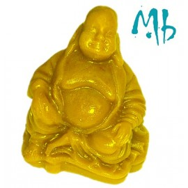 Moule pour bougies en Silicone Buddha