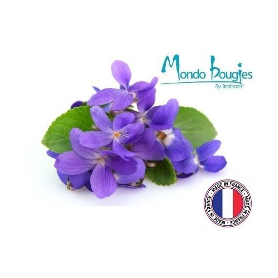 Parfum pour bougies Violette