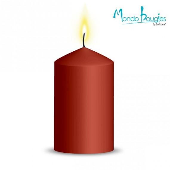Colorant pour bougies en grains Terre Cuite