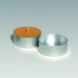 Coupelles grand format pour bougies chauffe-plat