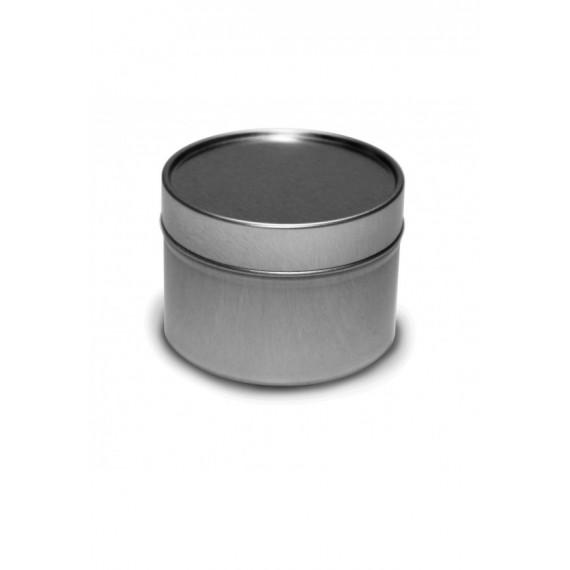 Boites 100 ml avec couvercle aluminium