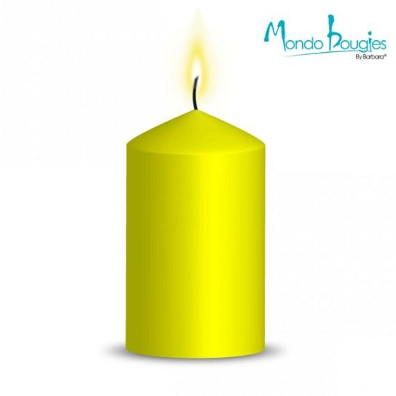 Pigments pour bougies Jaune Fluo