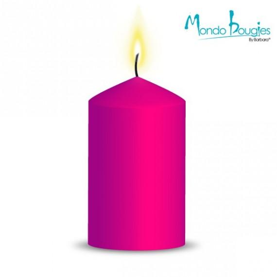 Pigments pour bougies Rose Fluo