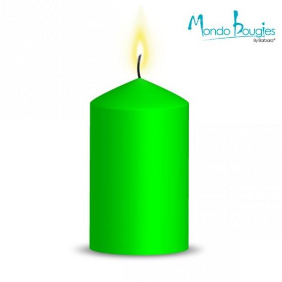 Pigments pour bougies Vert Fluo