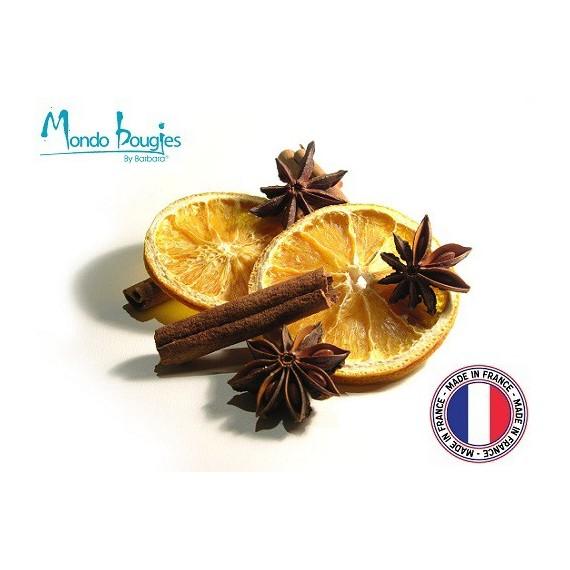 Parfum pour bougies Cannelle & Orange