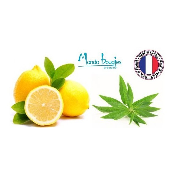 Parfum pour bougies Citron & Verveine