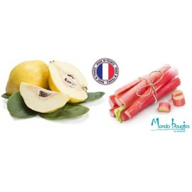Parfum pour bougies Coings & Rhubarbe