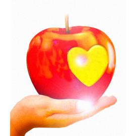 Parfum pour bougies Pomme D'Amour