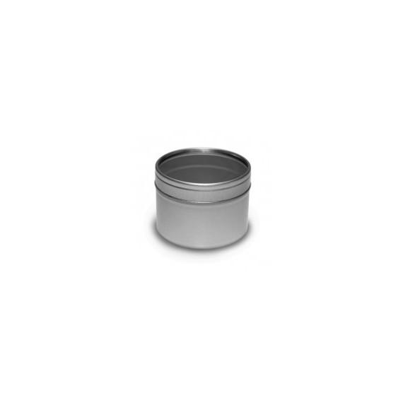 Boite 50 ml avec couvercle transparent