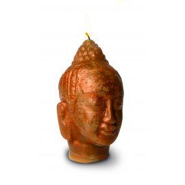 Moule pour bougies en latex Bouddha