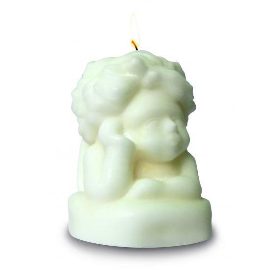 Moule pour bougies en latex Ange