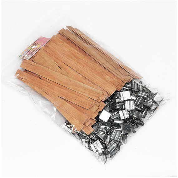 Mèches en bois avec support 12 x 128 x 1 mm