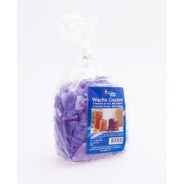 Crackers de cire Lilas / Violet