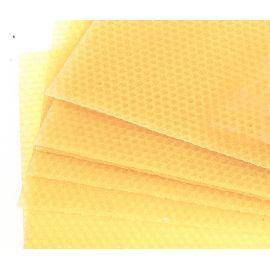 Kit pour rouler des bougies en cire d'abeille
