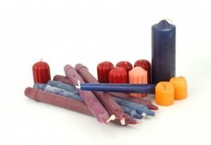 Bougies Colorées - Mondo Bougies