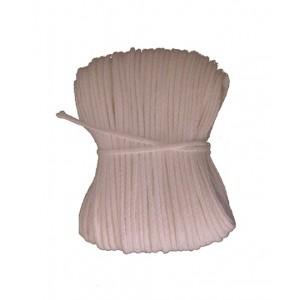 Mèches plates en coton