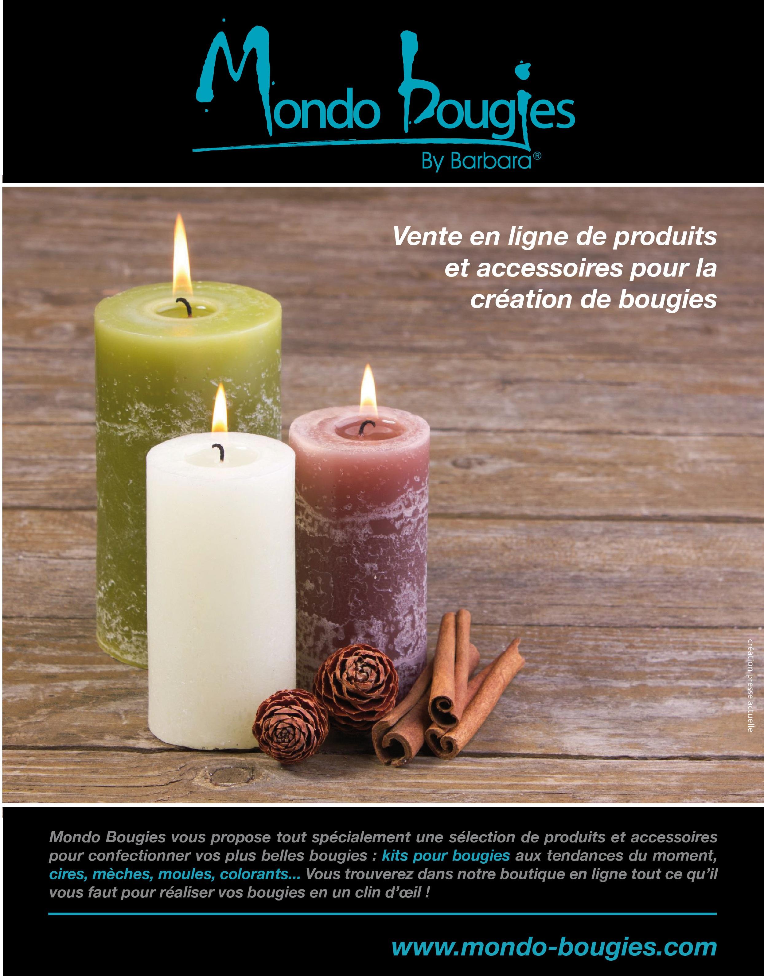 Mondo Bougies - Déco Mag page 2